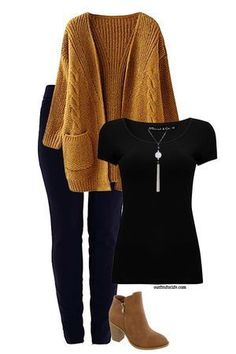 easy, casual, comfy outfits with leggings for fall 18 ~ thereds.me - - easy, casual, comfy outfits with leggings for fall 18 ~ thereds.me Source by Casual Work Outfits, Winter Outfits For Work, Work Attire, Mode Outfits, Simple Outfits, Fashion Outfits, Womens Fashion, Fashion Ideas, Airport Outfits