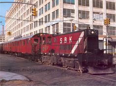 Railroad Photography, Train Engines, Warehouses, Locomotive, Abandoned, Trains, Diesel, Brooklyn, United States