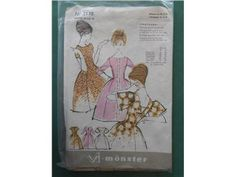 Vi Mönster Retro Vintage 50-tal 60-tal Swedish Sewing, Vintage Sewing Patterns, Retro Vintage, Applique, It's Snowing, Quilts, Fabric, Kit, Cotton