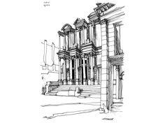 Turquie I Carnet de voyage I 2015 - Guillaume Ramillien Architecture Urbanisme Illustration