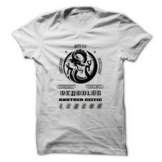 Legend REYNOLDS ... 999 Cool Name Shirt !