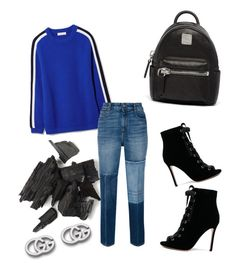"""""""make my day pleaze"""" by gwgw-marra on Polyvore featuring Tory Burch, STELLA McCARTNEY, MCM, Gianvito Rossi and Gucci"""