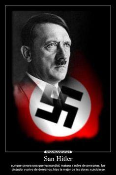 carteles hitler san adolf nazi nazis suicidarse guerra mundial