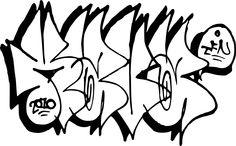 throw up graffiti - Pesquisa Google