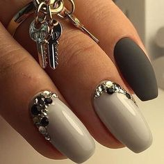 47 Best Trending Fall Nails for 2017 - Best Nail Art