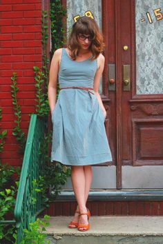 cute vintage style dress