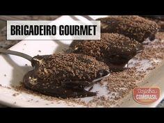 Brigadeiro Gourmet de colher - Cozinha Combrasil #34 - YouTube