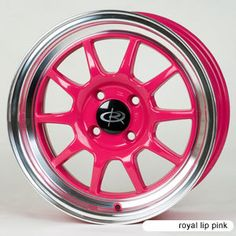 Honda Odyssey Wheels and Rims at Andy's Auto Sport Scion Cars, Scion Xb, Rims For Cars, Rims And Tires, Custom Wheels, Custom Cars, Jdm Accessories, Pink Rims, Car Mods