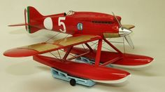 Macchi M.52. Marsh Models/Aerotech, 1/32, resin, initial release 2015, No.AT32012. Price: Not Sold.