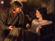 Vanessa + Ethan - Penny Dreadful | Season 2 |Promotional Episode Photos | Episode 2.07 - Little Scorpion