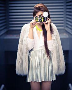 La Sardina Quadrat      By Hosanna Swee, fashion blogger  http://www.wardrobeflux.com/