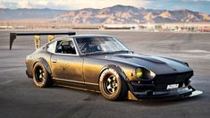 #gaudagoldfinds  Hot Rods and Art Cars with Finnegan! Plus the 240Z Challenge - 2015 SEMA...