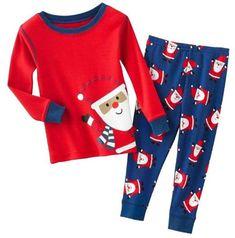 Christmas Gifts for Boys Girls Children's Toddler Pyjamas Baby Pajama Kids' Sleepwear Set, mix 5 lots for BIG DISCOUNT - GPA933