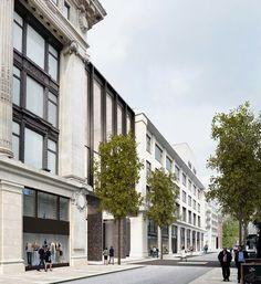 david chipperfield selfridges renovation oxford street london designboom