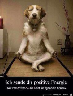 positive Energie.......