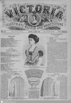 67 - Nro. 17. 1. Mai - Victoria - Seite - Digitale Sammlungen - Digitale Sammlungen