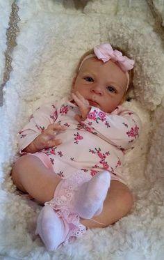 Reborn Amy Sculpt by Olga Auer Baby Doll | Dolls & Bears, Dolls, Clothing & Accessories, Artist & Handmade Dolls | eBay!