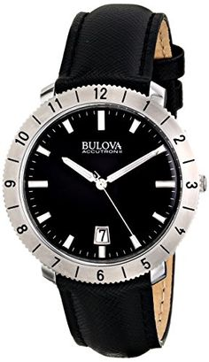 Bulova 96B205 Accutron II MoonView Watch -- Read more reviews of the product by visiting the link on the image.