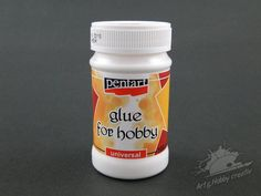 Arthobbycreativ | Adeziv universal de hobby - 100ml - 10.5 ron Ron, Coconut Oil, Adhesive, Creative