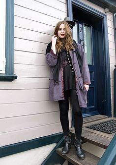 Reykjavik Street Style by Facehunter
