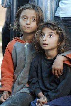 Roma children, Romania
