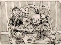 L'ora del tè, Michela Gastaldi 2014