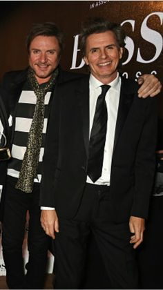 Simon + John ~Duran Duran~