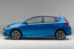 Release Scion iM Hatcback 2016 Review Side View Model