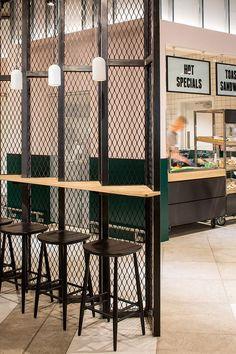Benugo Luton Airport - F R E E H A U S #restaurantdesign