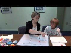 Char Forsten teaches Long Division using manipulatives