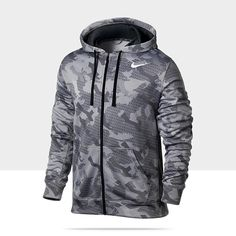 Nike KO Energy Full-Zip Men's Training Hoodie