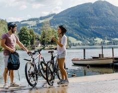 Ybbstal-kerékpárút, © schwarz-koenig.at Black