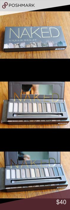 Naked Urban Decay Brand new, in box. Authentic! Let me know if you have any questions! Urban Decay Makeup Eyeshadow