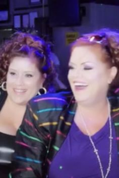Cindy Daniel and Wendy Wortham interview at the Rainbow Lounge www.texastwinsevents.com #LBGT #GAYPRIDE