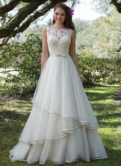 Sweetheart Bridal Gown Style - 6175