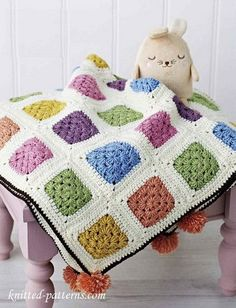 Crocheting is a favorite pastime craft for many housewives. It is an interesting hobby and a useful and rewarding skill and also not very hard to learn and start with. A few hours spent on crocheting, the results can be treasured for years to come. Here we are sharing these easy blanket patterns with you. …