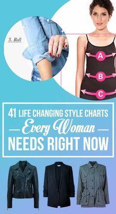 Good tips! #style #women #clothingtips #fashion #styletips #fashionmagenet Eileen #