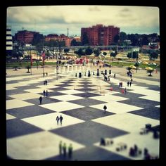 """""""Gran estación #SocialMediaWeek #Bogotá #InstagramYourCity"""" by @ermetic"""