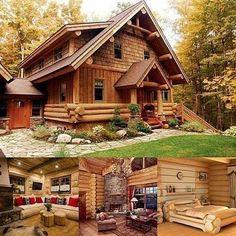 "1,670 Beğenme, 25 Yorum - Instagram'da Wood Craft (@woodworkcraft): ""Do you like this cabin?"""