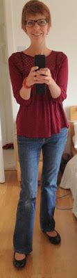 MHBD's Blog: What I'm wearing today - 20 September 2015