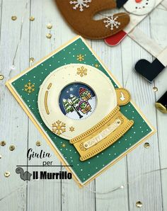 Snow Globe with Peas – Il Blog de La Bottega del Murrillo