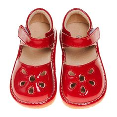 Red Youth Shoes US Size 1 for Girls for sale Squeaky Shoes, Youth Shoes, Flats, Sandals, Girls Shoes, Crocs, Kids Fashion, Southern, Red