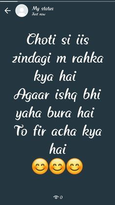 To fir acha kya h Funny Study Quotes, Funny Attitude Quotes, Status Quotes, Truth Quotes, Words Quotes, Missing Quotes, Love Quotes For Him, Crazy Girl Quotes, Girly Quotes