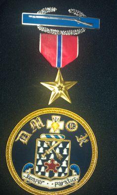 COMBAT INFANTRY BADGE,  BRONZE STAR, DISTINGUISHED MEMBER OF 16th INFANTRY REGIMENT Hollywood Walk Of Fame, Badge, Army, Bronze, Military, Stars, Travel, Gi Joe, Viajes