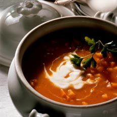 Pumpkin Lentil Soup-sounds interesting and yummy, i'll have to try