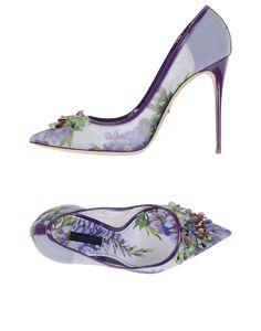 Dolce & Gabbana Pumps Damen - Pumps Dolce & Gabbana auf YOOX - 11105940TQ
