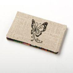 Handmade Butterfly Wallet
