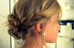 Blonde Updo Pictures, Photos, and Images for Facebook, Tumblr, Pinterest, and Twitter