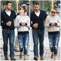 #carasantana #jessemetcalfe #couple #animalprint #leopardprint #boyfriendjeans #pretty #fashion #style #celebrity #celebritylook #jacket #fashionista #fashionicon #mensfashion #mensfashionpost #ombre #stylish #lookbook #look #ootd #outfit #handsome #shoes #man #awesome... - Celebrity Fashion