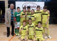 El pasado fin de semana se celebró el III Torneo de Navidad de fútbol-sala, organizado por la AD Collado Villalba FS en colaboración con el Ayuntamiento de Collado Villalba, en las categorías de alevín, infantil y cadete.